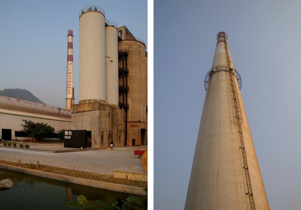 Factory-Chimney