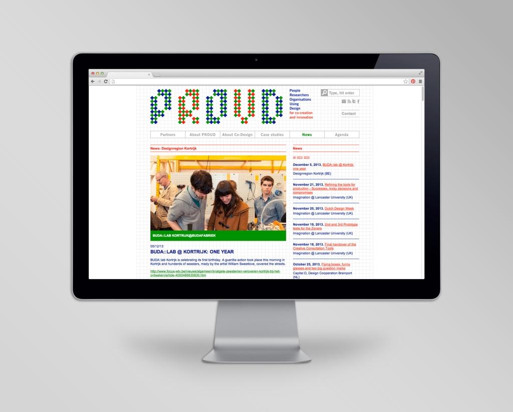 Proud Website