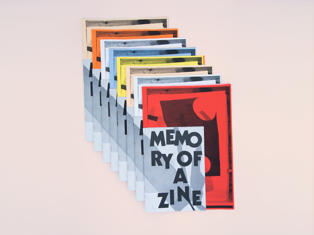 Memory of a Zine-Zine-7
